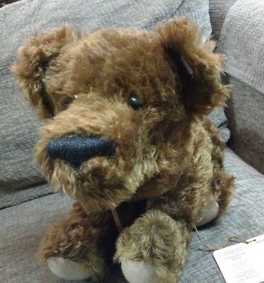 1999 Irene Heckel Originals, One of a Kind Collectible, Fully Jointed Teddy Bear