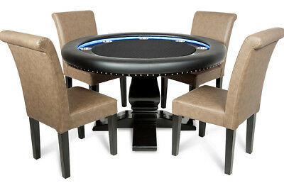 The Ginza Led Poker Table