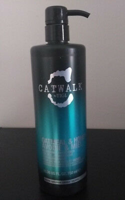NEW TIGI Catwalk Oatmeal & Honey Shampoo 750ml!!!