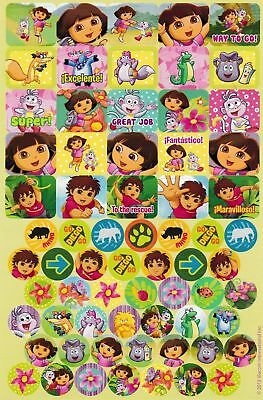 Stickers Dora the Explorer Diego Monkey # 02