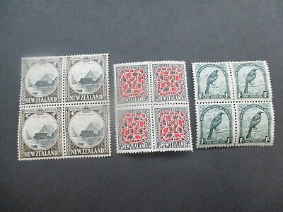 New Zealand Stamps: Great Selection  Mint -  FREE POST    (c145)