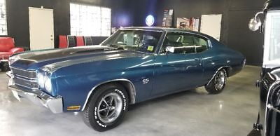 1970 Chevrolet Chevelle . 1970 396 4 Speed  Super Sport Chevelle