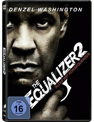 The Equalizer 2 | DVD | deutsch | NEU | 2018
