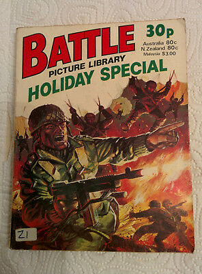 Battle Picture Library Holiday Special dated 1978