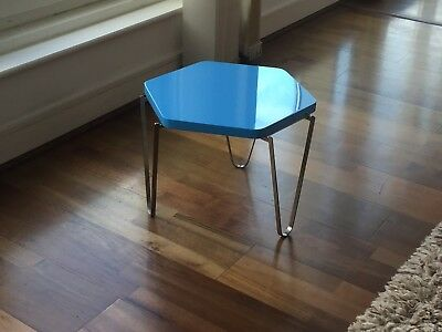 Side table Hexagonal by Niche London - New & Boxed