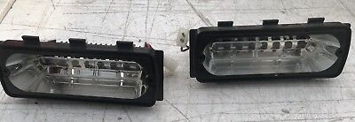 Whelen 500 Series Light Heads Set Special Security
