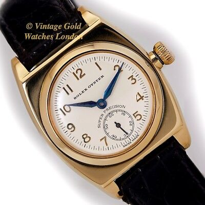 Rolex Oyster Viceroy Super Precision, 9Ct, 1935 - Immaculate!