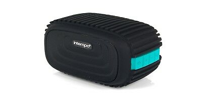 Intempo EE1272 Water-Resistant Wireless Bluetooth Speaker