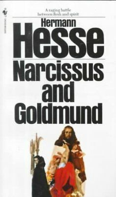Narcissus and Goldmund by Hermann Hesse 9780553275865 (Paperback, 1984)