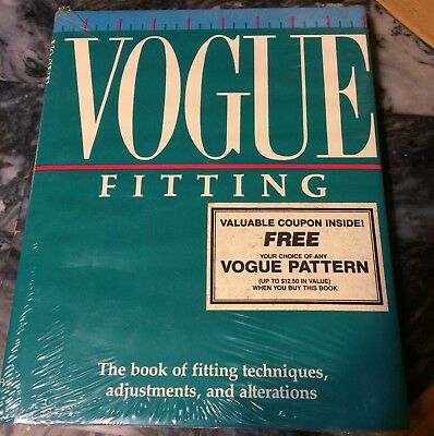 Vogue Fitting Sewing Book Vintage