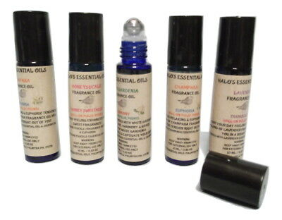 Essential Oil Roll On 10ml U PICK 82 Essential Oils To Choose Buy 2 Get One Free