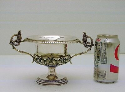 Italian Neo-classic Urn Marked Florence c1820 with two handles