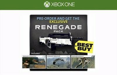 Just Cause 4 Renegade Pack DLC (Microsoft Xbox One) XB1