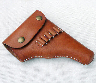 WWII Leather Browning Leather Holster