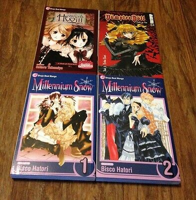 PRICELESS 1-2 MANGA book lot comedy romance shojo manhwa Tokyopop
