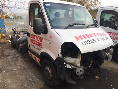 Renault Master Chassis cab, spares, non runner, recovery