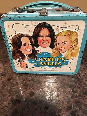 Charlie's Angels Lunch Box