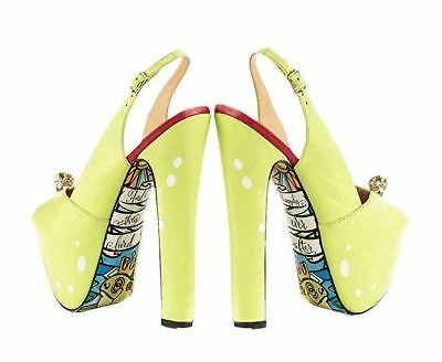 PRINCE BY TAYLOR SAYS Wedding Peep Toe Slingback brand NEW IN BOX size 7 heels