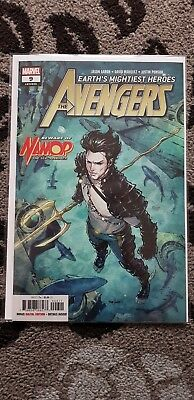 Marvel Comic Earths Mightiest Heroes Avengers #9 First Print Brand New! Mint!