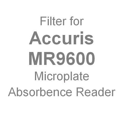 NEW ! Filter for Accuris MR9600 Microplate Absorbance Reader, 340~750nm