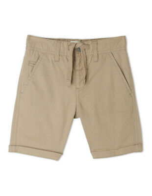 NEW Milkshake Core Twill Short Oatmeal