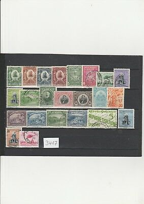 Briefmarkenlot  Haiti  O / X  siehe Scan  / Lot 3417