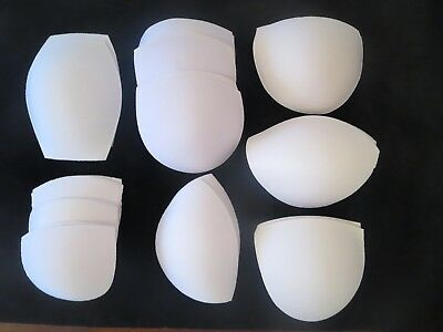 Bikini Bra Inlay Pads - 11 Assorted Pairs