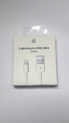Cable  Original pour Apple Iphone 5 6 7 8 X Ipad Chargeur Lightning Usb