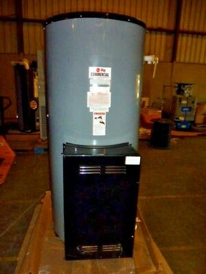 New Rheem Es120-27-G Commercial Electric Water Heater 120 Gallon Gal Electric
