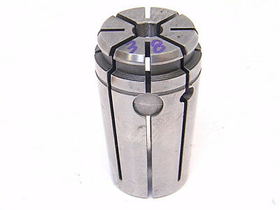 "USED ERICKSON TG100 x .375"" NO-PULL SINGLE ANGLE TG-100 x 3/8"" COLLET 100TGNP3/8"
