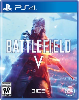 Electronic Arts Battlefield V (PlayStation 4)