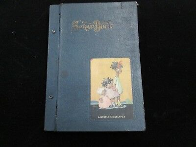 Antique Baseball Scrap Book *