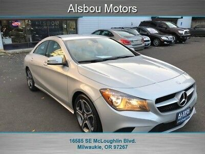 2014 Mercedes-Benz CLA-Class CLA 250 4MATIC On sale! Very clean 2014 Mercedes CLA 250 4MATIC 43k Miles 2.0L Turbo