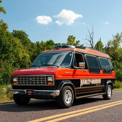 1988 Other Makes Other Harley-Davidson Edition 1988 Ford Econoline Harley-Davidson Edition