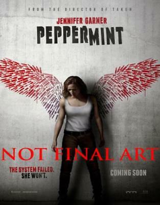 Peppermint (DVD,2018)