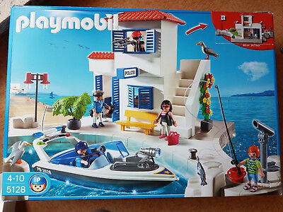 Playmobil Hafenpolizei 5128