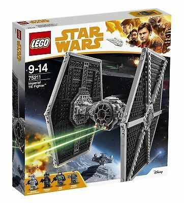 LEGO Star Wars Imperial TIE Fighter 2018 (75211)