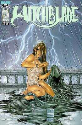 Witchblade (1995 series) #14 in Near Mint + condition. Image comics [*us]