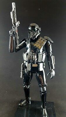 Custom Painted Bandai Star Wars Death Trooper 1/12 scale kit 090526