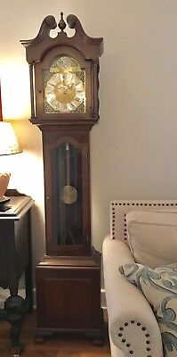 Colonial Grandfather Clock Of Zeeland Michigan
