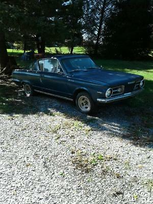 1965 Plymouth Barracuda  1965 Plymouth Barracuda