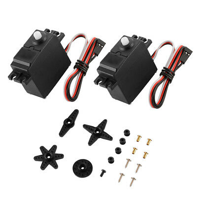 2x High Torque Futaba S3003 Servo Motor for RC Helicopter Robot Airplane RC819