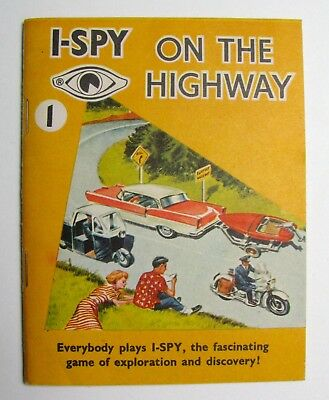 I spy on the highway, by tom dixon, chief ranger, 1957