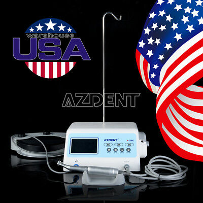 AZDENT Dental Implant System Surgical Brushless Motor + 20:1 Contra Angle USA