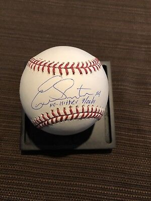352de5a6d Angels Ervin Santana No Hitter Signed Ball 7-27-11 With Case Pristine  Condition