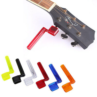 Electric Guitar 8 String Winder Grover Quick Speed Bridge Pin Remover Peg Puller