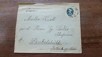 Stamps Cover Germany Reich Postal History Nice Lot Gf/13