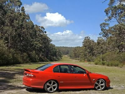 Holden commodore ss ... Car v8 hot fun economical Christmas present Gen 3 ls1