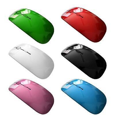 2.4GHz Cordless Wireless Mice MouseOptical Scroll For PC Laptop Computer USB