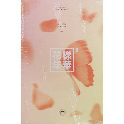 BTS In The Mood For Love PT.2 4th Mini Album Peach Ver. CD Photobook Photocard